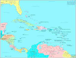 map usa central america map usa and caribbean 8 central america vector in illustrator pdf