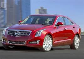 cadillac ats offers driver s seat 2013 cadillac ats offers a bit of luxury
