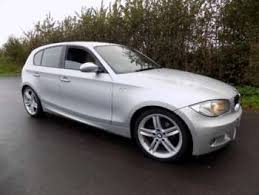bmw 120d m sport 2008 used bmw 1 series 2008 for sale motors co uk