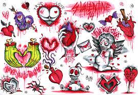 valentine tattoo pictures to pin on pinterest tattooskid