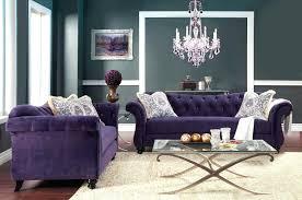 Velvet Sofa Set Purple Velvet Sofa Covers Okaycreations Net