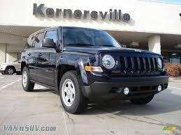 dark grey jeep patriot 2011 jeep patriot sport in blackberry pearl 103116 vannsuv com