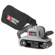 Wood Floor Sander Rental Home Depot by Porter Cable 8 Amp 3 In X 21 In Belt Sander 352vs The Home Depot
