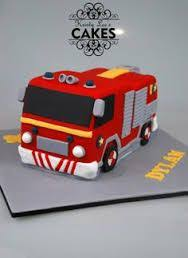 firetruck cakes 124 best cakes engine images on birthdays