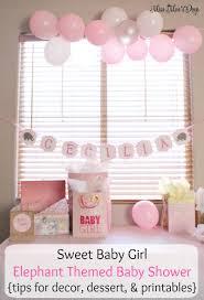 sweet baby elephant baby shower miss mae u0027s days