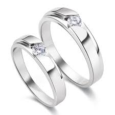 wedding rings for couples s925 sterling silver mens promise ring wedding bands