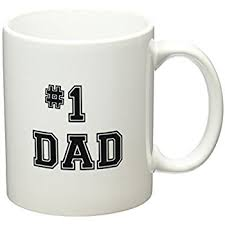 number one s day 11 oz coffee mug