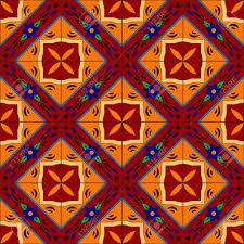 modern home interior design mexican stylized talavera tiles