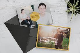 photoshop senior grad announcements for photographers design aglow