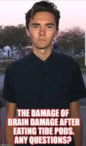 david hogg meme generator imgflip funny pinterest generators