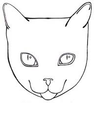 printable cat coloring pages coloring