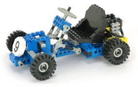 lego technic car go kart lego technic set 854