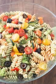 pasta slad classic italian pasta salad tastes better from scratch