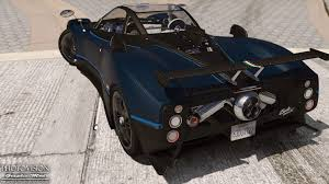 pagani zonda 2017 pagani zonda tricolore 2010 add on replace gta5 mods com