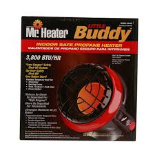 Indoor Patio Heater by Little Buddy Propane Heater Mr Heater F215100 Portable