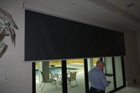 Roller Shades For Sliding Patio Doors Motorized Patio Door Shades Sliding Door Designs