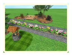 design backyard online backyard designs start with free landscape