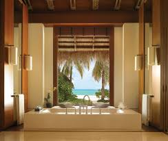 Star Reethi Rah Resort In Maldives By OneOnly - Resort bathroom design