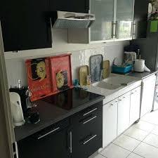 cuisine en bloc bloc cuisine ikea cuisine complte ikea occasion with caisson