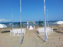 south padre island weddings wedding on the picture of peninsula island resort spa