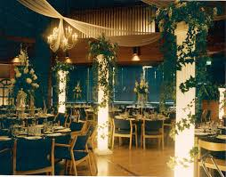 Ideas For Centerpieces For Wedding Reception Tables by Wedding Decorating With Lights Try To Decorate The Table Centers