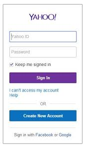 Yahoo Sign In Yahoo Mail Login How To Obtain And Use Your Own Yahoo Sign In