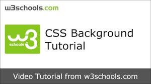bootstrap tutorial pdf w3schools w3schools css background tutorial youtube