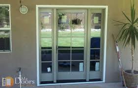 Replacement Patio Door Replace Sliding Glass Door With Single Door T3nql