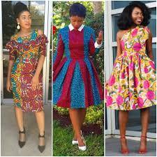 dress styles ankara midi length dress styles you can slay in fabwoman