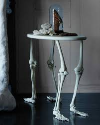 halloween bones background cabinet of curiosities halloween party martha stewart