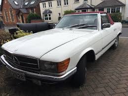 classic red mercedes vintage classic white mercedes 280sl rare manual right hand