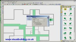 App For Making Floor Plans Visual Building Tutorial How To Create A Fire Escape Plan Youtube