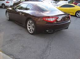 bordeaux maserati 2009 maserati granturismo s gts super rare f430 engine and 599 f1
