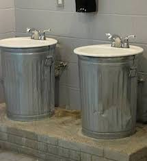 Man Cave Bathrooms Sinks Over Garbage Cans Fail Home U0026 Garden Do It Yourself Home
