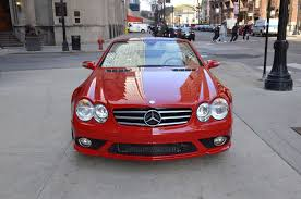 2008 mercedes sl55 amg for sale 2008 mercedes sl class sl55 amg stock gc1299a for sale near