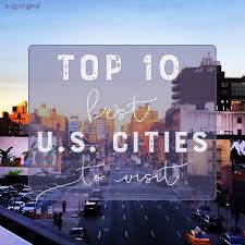 Usa Places To Visit The