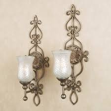 Decorative Wall Sconces Wrought Iron Candle Wall Sconces Large Wall Candle Sconces Uk Wall