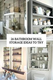 Kitchen Wall Storage Solutions - wall storage solutions u2013 bradcarter me