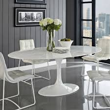 Dining Table Set Up Images Top 5 Gorgeous White Marble Round Dining Tables