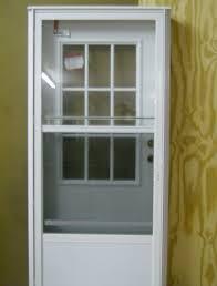 9 Lite Exterior Door Doors And Windows Front Combination Doors Combination Exterior
