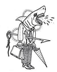 new school tattoo drawings black and white ofice shark tattoo sketch best tattoo ideas gallery