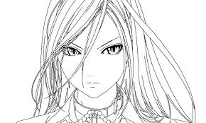 vampire coloring pages 3696 rosario vampire coloring pages