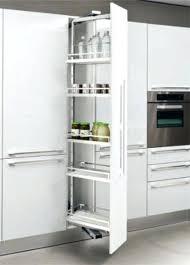 tiroir coulissant meuble cuisine meuble coulissant cuisine 100 images elément de rangement