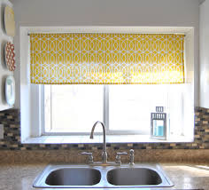 Yellow And Grey Kitchen Ideas by Curtain Kitchen Ideas With For Large Windows Amazing Window