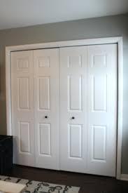 Bifold Closet Door Sizes Closet Bifold Closet Door Knobs How To Install A Bi Fold Closet