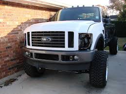 99 Ford Diesel Truck - 99 03 to 08 conversion front end powerstrokenation ford