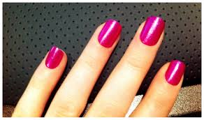 broadway nails impress press on manicure liner and glitter and