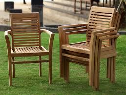 Outdoor Wood Dining Chairs Teak Outdoor Dining Chairs Teak Furnitures Ideas Teak Folding