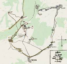Map Of Luxembourg Battle Of Luxembourg U2013 2nd Battalion 22nd Infantry Regiment 4th