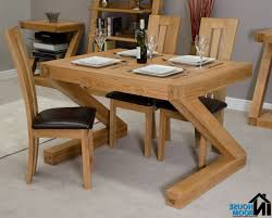 Rustic Dining Room Sets Space Saving With Unique Dining Room Table With Bench And Chairs